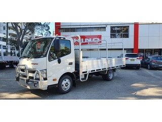 2019 Hino 300 Series 616 Medium Auto Picture 01