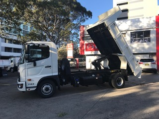 2020 Hino 500 Series Fc 1124 Mt Leaf 3420  Picture 01
