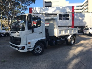 2019 Hino 500 Series Fc 1124 Mt Leaf 3850  Picture 01